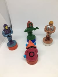 Figurines- some from the 80's