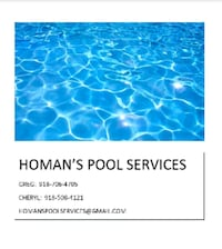 Swimming pool maintenance Sand Springs