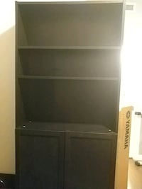 Ikea Billy bookcase with doors Mississauga, L5B 3W4