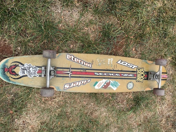 Sector 9 Long board  50d0cfcc-ff36-4b92-93a1-de9973f370cc