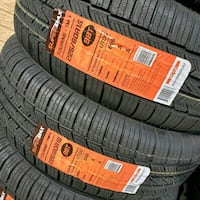 BRAND NEW SUPERMAX TM-1  SIZE: 225/60R16 PRICE: $60 EACH  FINANCING  Perth Amboy, 08861