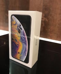 iPhone XS 256 gb silver helt ny  Stockholm