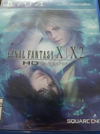 FINAL FANTASY X & X2 PS4 Victoria, V8T 2T3