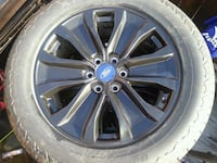 Brand new rims and rubber for ford truck Hamilton, L8N