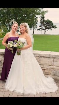 Wedding Gown White by Vera Wang Mississauga, L4Z