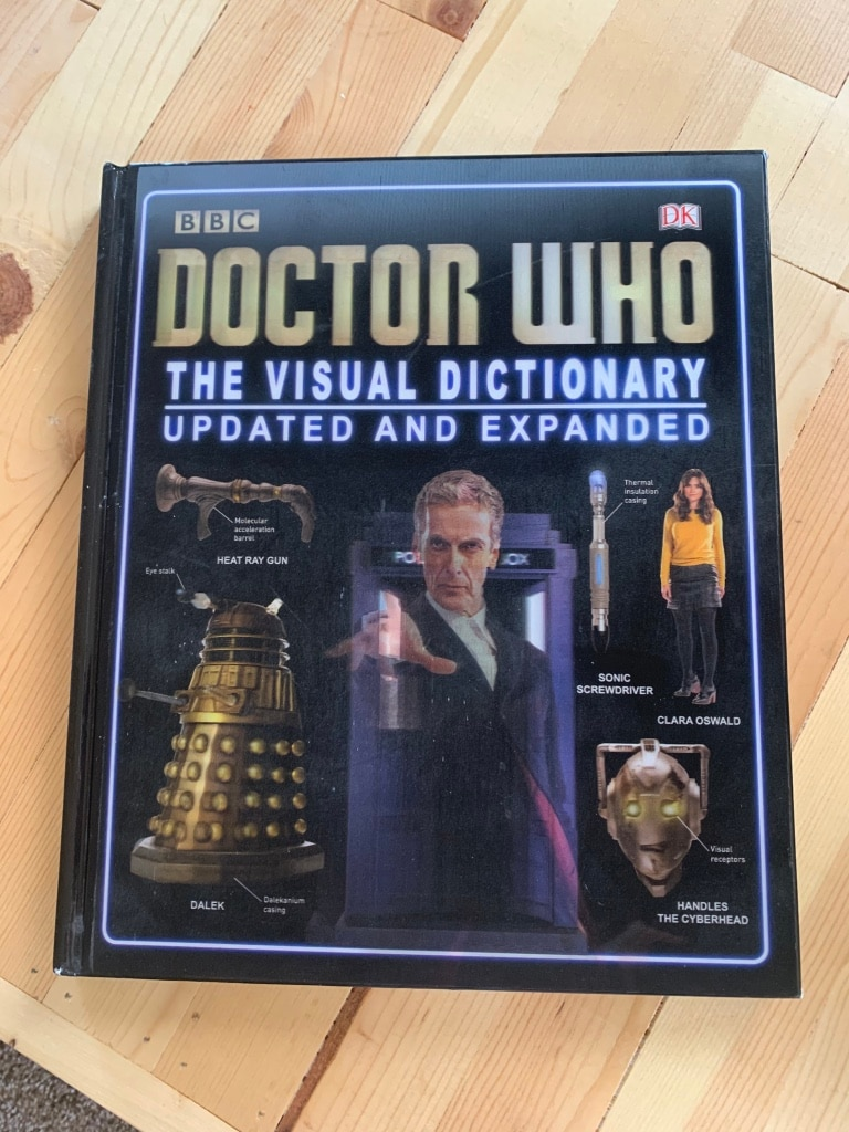 Photo Doctor Who Visual Dictionary