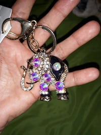 Elephant key chain its new  Weslaco, 78596