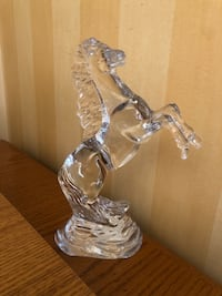 Crystal Horse Collectible