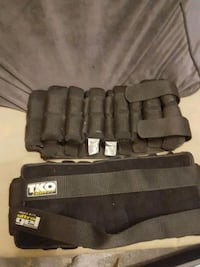 Tko adjustable ankle weights Manalapan Township, 07726