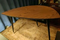 Small leaf shape table from Ikea