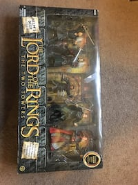Lord of the rings figurines
