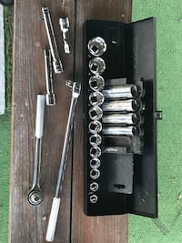 3/4 inch Socket Set Mc Gaheysville, 22840