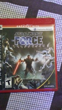 Starwars force unleashed Baltimore, 21215