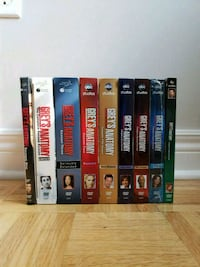 Grey's Anatomy Seasons 1-9 Vaughan, L4H 1X6
