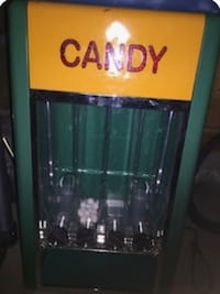 Scooby doo candy machine