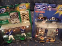 four Starting Lineup baseball player figurines Parkville, 21234