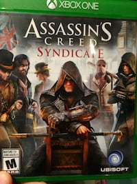 Assassins creed syndicate xbox one Hamilton, L8J