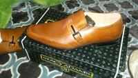 Stacy Adams brand mens size 10.5  dress up shoes.  Grand Isle, 05458