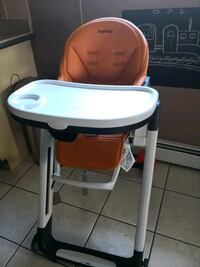peg perego high chair 3726 km