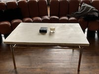 Marble coffee table  Toronto, M5A 0H7