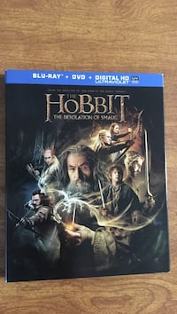 The Hobbit 2 Blu Ray  Lewes, 19958