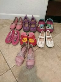 $5 each. For 4 to 6 years old. Rancho Cordova