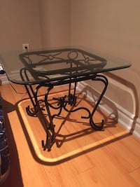 Side glass table  Toronto, M3A 1S6