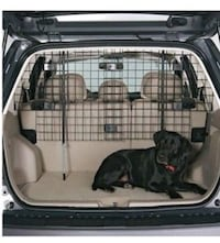 Hagar Dog Barrier for Vehicle Burlington