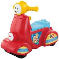 Fisher-Price Laugh & Learn Smart Stages Scooter Woodbridge, 22191