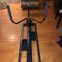 black and gray elliptical trainer North Potomac, 20878