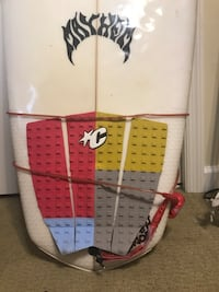 5'10 Lost Surfboard Indialantic, 32903