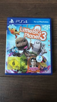 Little Big Planet 3 PS4 gebraucht-gut