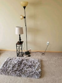 black and white table lamp West Des Moines, 50266