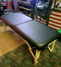 Custom Craftworks Massage Table