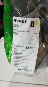 Aircast short size small Bradford West Gwillimbury, L3Z 3G2