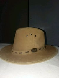 South African suede leather hat  Villa Park, 60181