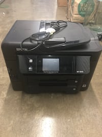 Wireless printer/scanner. Barely used Epson  Cottage City, 20722