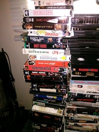 Dvds and vhs Cookeville, 38501