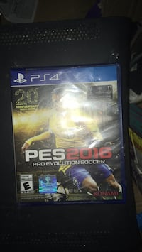 PS4 pes 2016 pro evolution soccer  Bakersfield, 93307