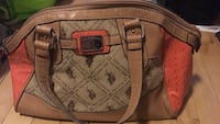 U.S. Polo assn purse. Very good condition, very lightly used. $10 OBO Guelph, N1E