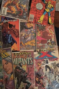 Comic book collection for sell various comics!