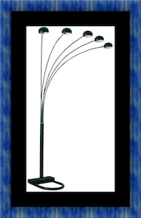 5 arc spider lamp Largo, 20774