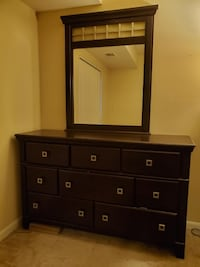Dresser with Night Stand...in Laurel Md null