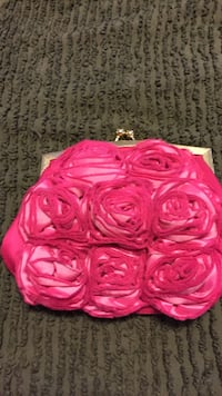 Fuschia evening bag, in great condition, open to offers Windsor, N9J 3L1