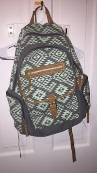 Backpack with many compartments (never used) Council Bluffs, 51503