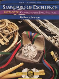 Trumpet Music Lesson Books Chantilly, 20151
