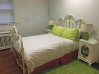Brass Bed Set.  Will sell pieces separately. Toronto, M1H 2P7