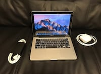 "Apple MacBook Pro 13.3"" Laptop LED Intel i5  2.5GHz 4GB 500GB - MD101LLA Chevy Chase, 20815"