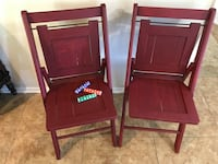 Kids vintage chairs  Newport Beach, 92663