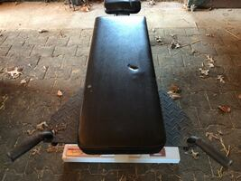 Heartline Fitness Weight Bench